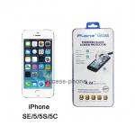 P-one ฟิล์มกระจก iPhone SE/5/5S/5C