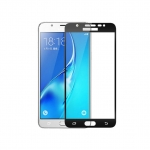 P-one ฟิล์มกระจก Samsung Galaxy J5 Prime เต็มจอ (สีดำ)