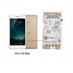P-one ฟิล์มกระจกเต็มจอ Vivo V3 Max สีทอง