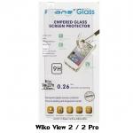 P-one ฟิล์มกระจก Wiko View2 / 2 Pro