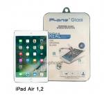 P-one ฟิล์มกระจก iPad Air 1,2