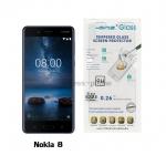 P-one ฟิล์มกระจก Nokia 8